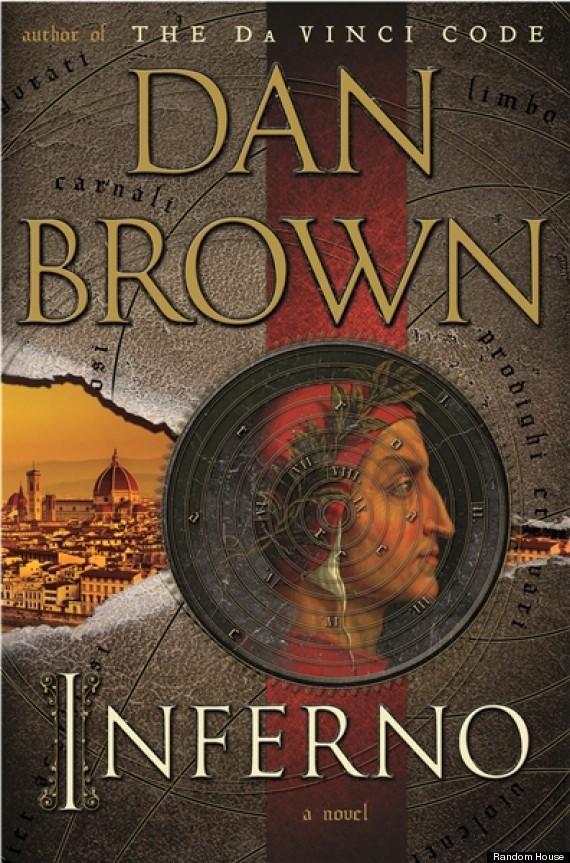 inferno book cover dan brown